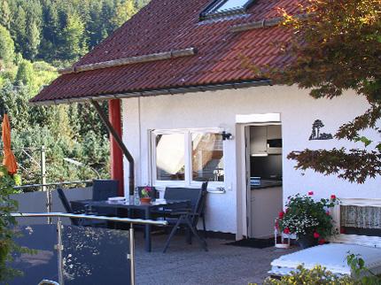 Ferienwohnung am Eiberg - Schwarzwald