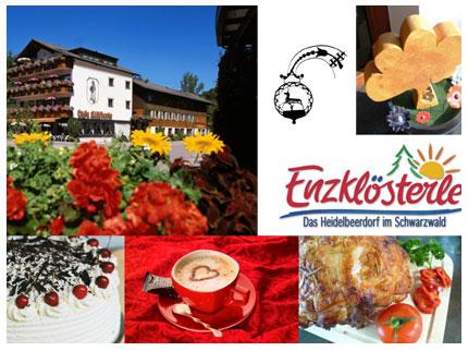 Hotel Hirsch Enzklösterle